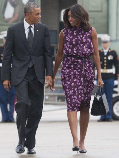 The Style Icon – Michelle Obama