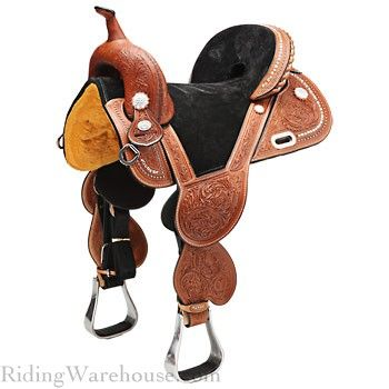 My new obsession!! Treeless saddles<3 they fit almost every horse