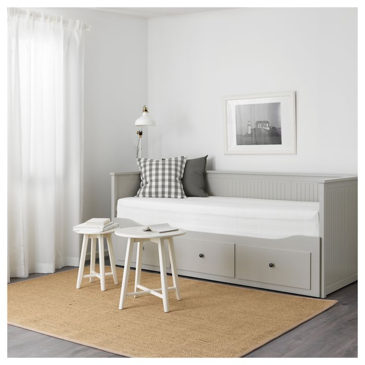 1000 ideas about ikea hemnes bett on pinterest m belknauf hemnes and walls. Black Bedroom Furniture Sets. Home Design Ideas