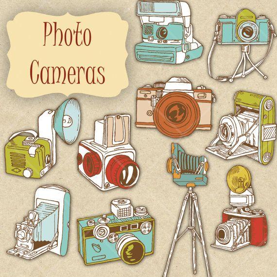 vintage decor clip art for digital scrapbooking - photo #1