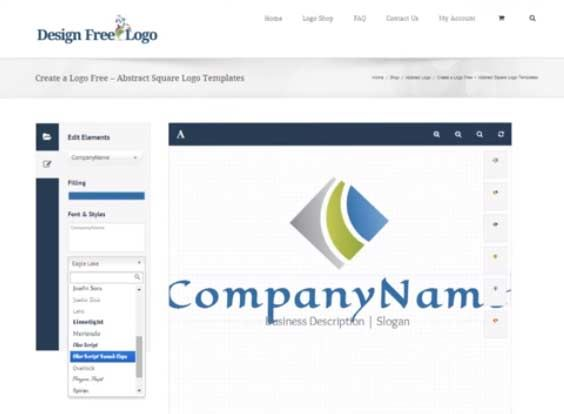 Make a logo online, It is easy to using our free logo maker https://youtu.be/wBp2cAoEQbo  Make a logo online with 1,000's of Logo Templates & free logo maker tool. How to create a logo with our Free Logo Maker  	Find the logo template you like, We have great logos collection for you to choose from 	Design your own logo, Use our free logo creator