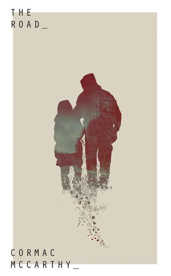 Wonderful concept work for Cormac McCarthy novel cover rejuvenation. Rejuvenation? Sure. I'll go with that.