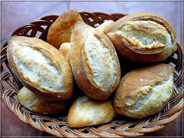 Ropogós szendvicszsemlék
