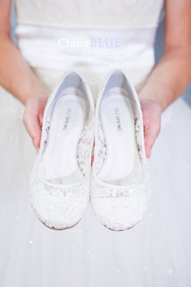 Best 25 Lace wedding flats ideas only on Pinterest