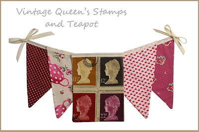 Stamp Bunting