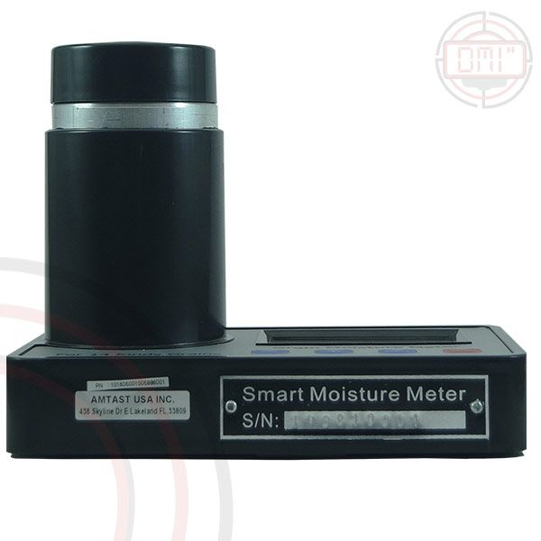 Spesifikasi Moisture Meter JV006 :  - Rentang Pengukuran : 3%-40% - Adjust range : -9.9% ~ + 9.9% - Accuracy : 0.5% - Repeat Error : 0.2% - Working Temperature : 0 ~ 40 C - Automatic Temperature Compensation - Battery : 9V (6F22) - Auto Off : 3 Minutes - Dimenssions : 16,5 X 9 X 12 cm - LCD : 6,3 x 3,5 cm - Net Weight : 645 g - Accessories : Screwdriver + Brush + Bag + Manual + Warranty - Maximum Volume : 70 gr - Measuring Mode : Tube Press Down