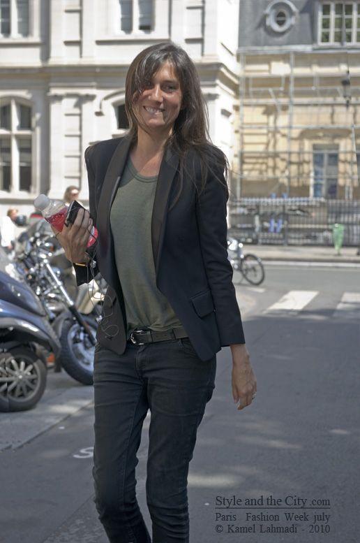 Paris Fashion Week Souvenirs : you are so beautiful when you smile ...
