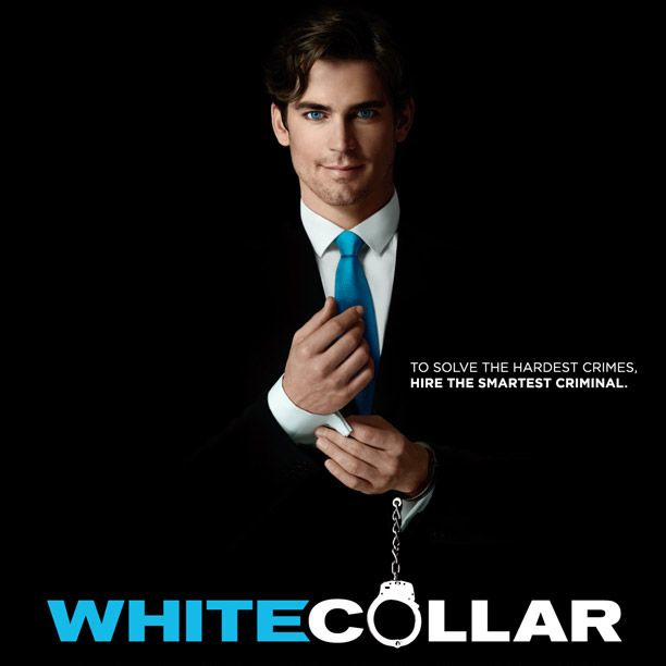 Great TV series. Most because Matt Bomer is an awesome actor.Whitecollar, White Collar