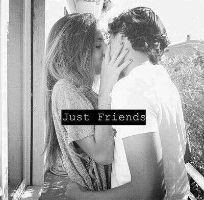 Just friends;)