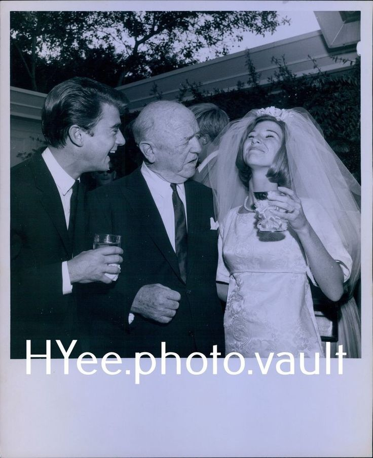 CA534 1960s Original Photo BILL FRAWLEY CHARLOTTE STEWART & TIM CONSIDINE