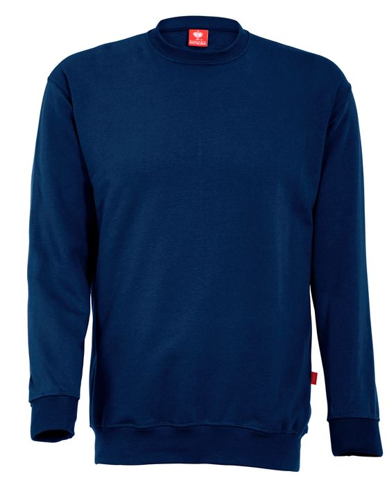 e.s. Sweatshirt poly cotton - engelbert strauss