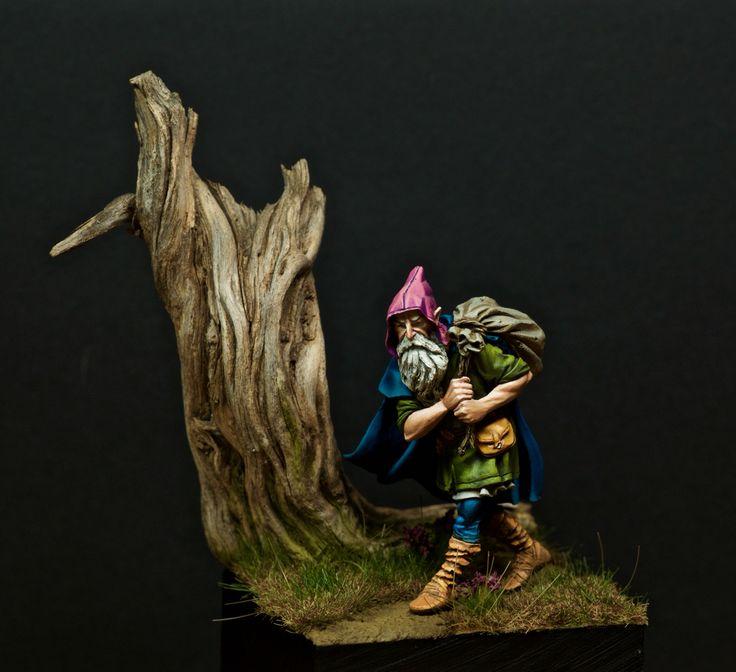 snorri, nocturna models, 54 mm.