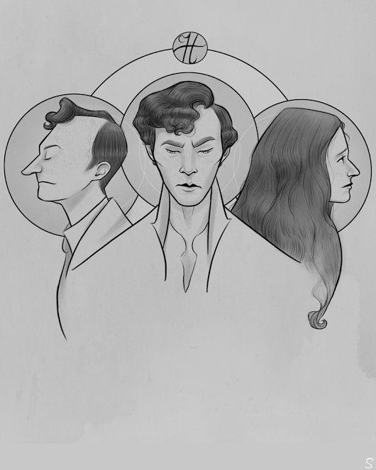 The Holmes Children