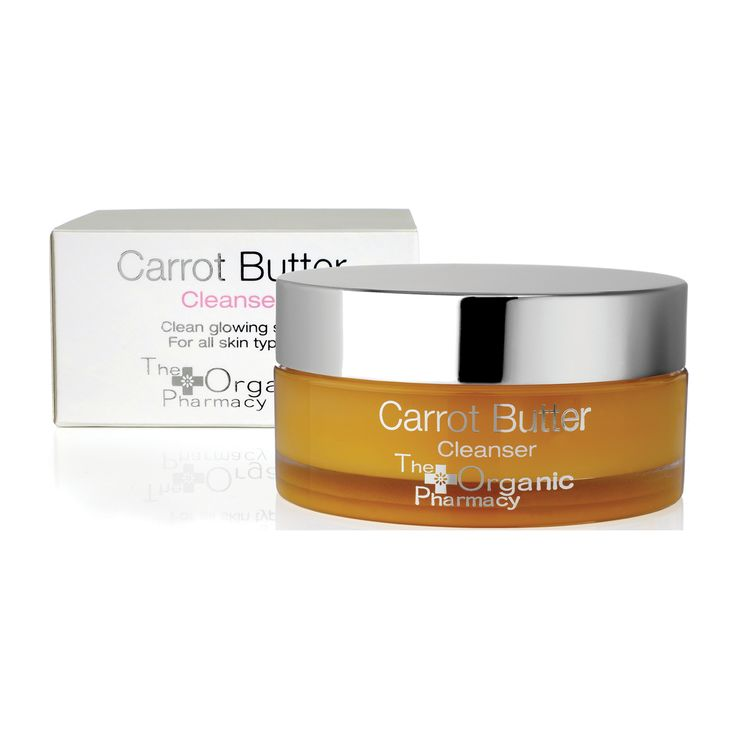 The Organic Pharmacy Carrot Butter Cleanser is a balm cleanser that melts on contact with the skin. It is the number one best-seller and a favourite among celebrities.  The Organic...