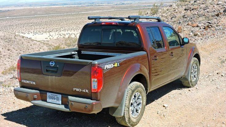 2016 Nissan Frontier Pro4x Keeping it basic Nissan