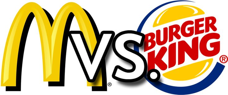 burger king vs mcdonalds   Burger King vs McDonalds