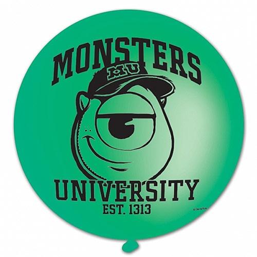 'Monsters University Punchball Balloons'