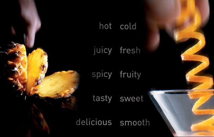 H εξαιρετική επιλογή πρώτων υλών δηµιουργεί juicy & spicy απολαύσεις