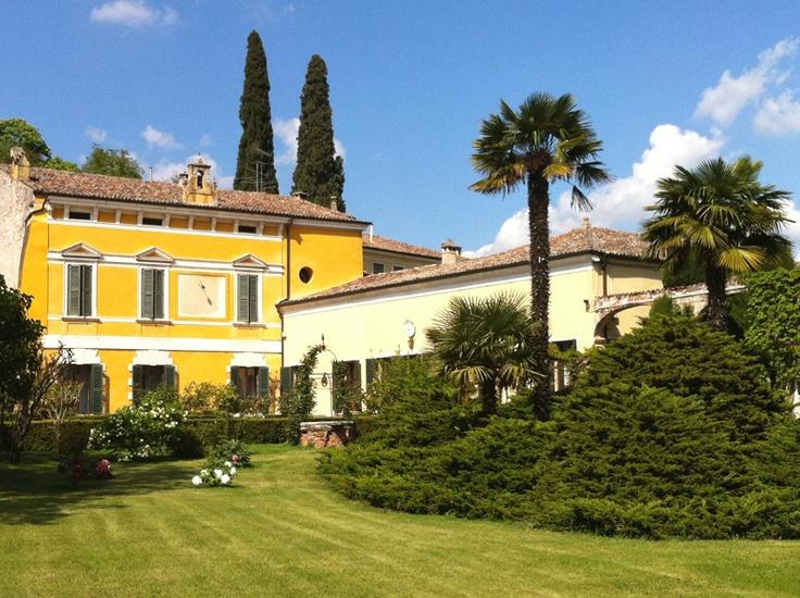 Villa serego Alighieri-Gargagnago-Verona
