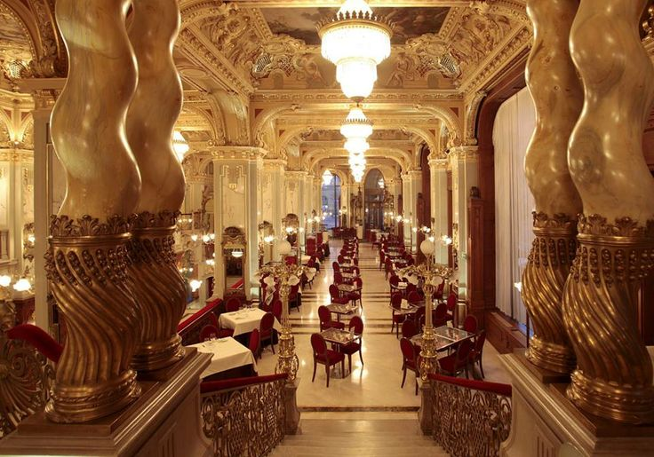 Café New York, Budapeste