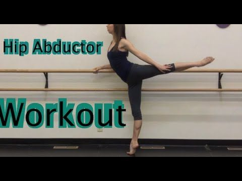 Hip Abductor Workout