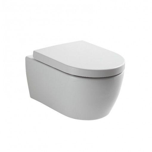 AUSTEN wall-mounted wc pan 36 x 49cm