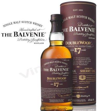 Balvenie 17 DoubleWood Whisky de Malta