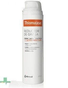 31,95€ PVP - Anticelulítico reductor de grasa de Thiomucase para luchar contra la #celulitis y la grasa localizada http://www.farmachueca.com/thiomucase-crema-anticelulitica-50-ml.html