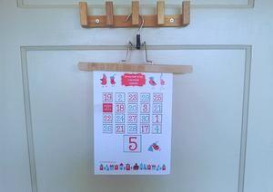 Gratis te downloaden aftel kalender voor <mark>Sinterklaas</mark>…