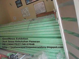 Partisi Pameran,Stand Pameran,panel photo pameran: Ready Stock Tiang 081316140397