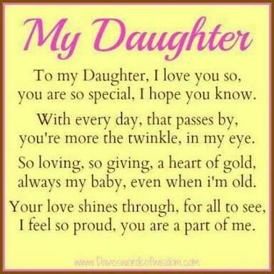 I remember the day and the hour and the minutes you born ... thats when my heart learned what is true love feels like! I can't be there to give you my hugs and kisses and wishes but my heart and soul with you today ... thinking of you my daughter on your birthday happy birthday my beautiful daughter xxx