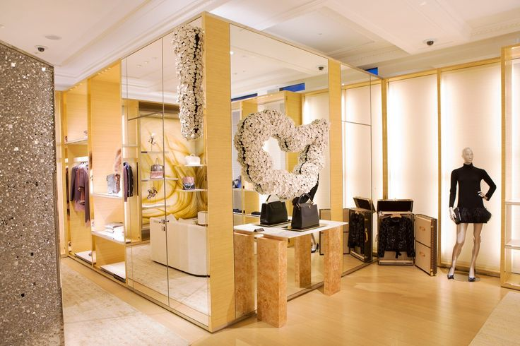 Louis Vuitton Townhouse Opening (Vogue.com UK)