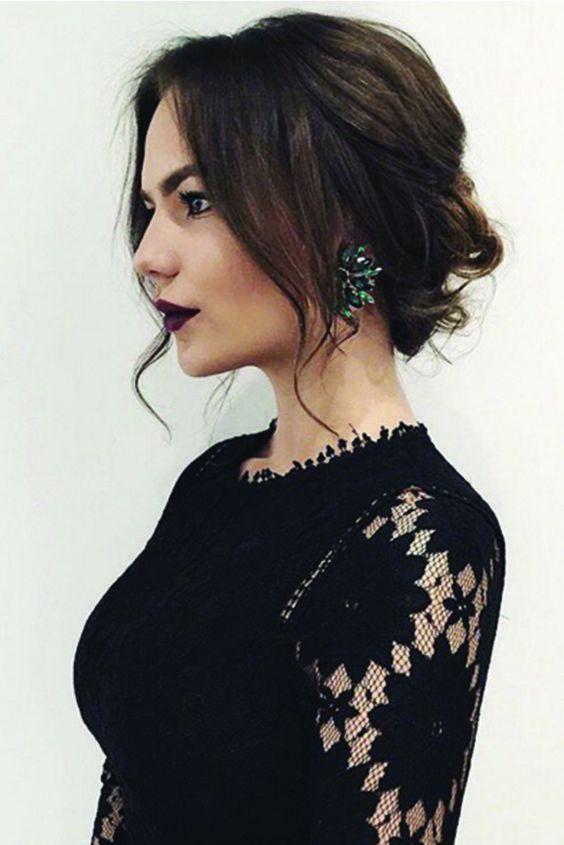 I➨ Entra y descubre ideas para peinarte en una boda. Encuentra propuestas tanto para novias, como madrinas o invitadas. ¡Hay algunos peinados preciosos!