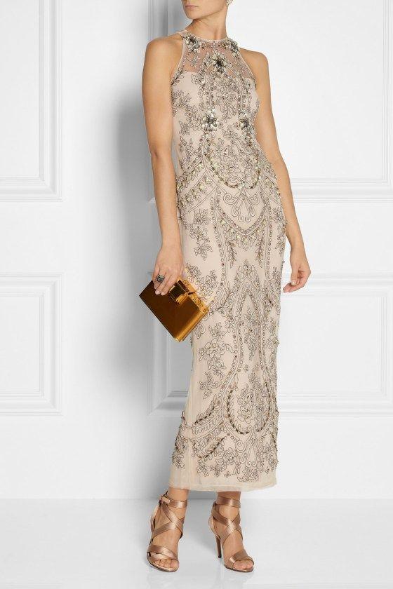 23. BIYAN Iris embellished tulle gown £1,373.75
