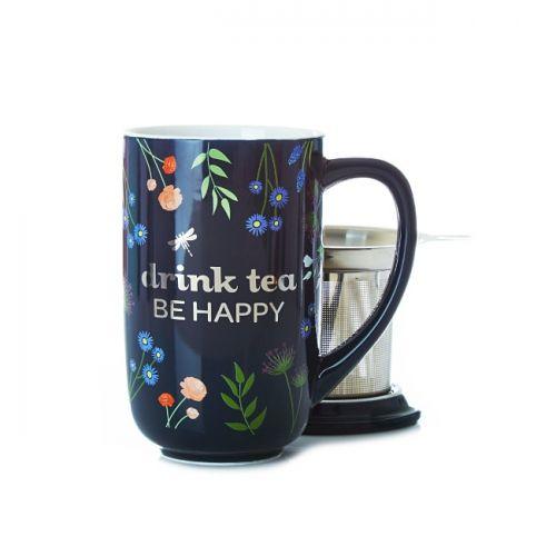 Midnight Drink Tea Nordic Mug