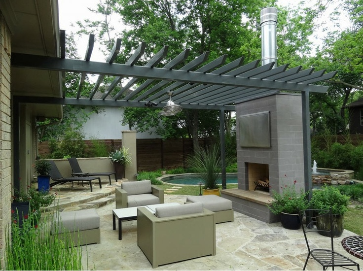 Find This Pin And More On Modern Patio Covers By Lilbabybird.