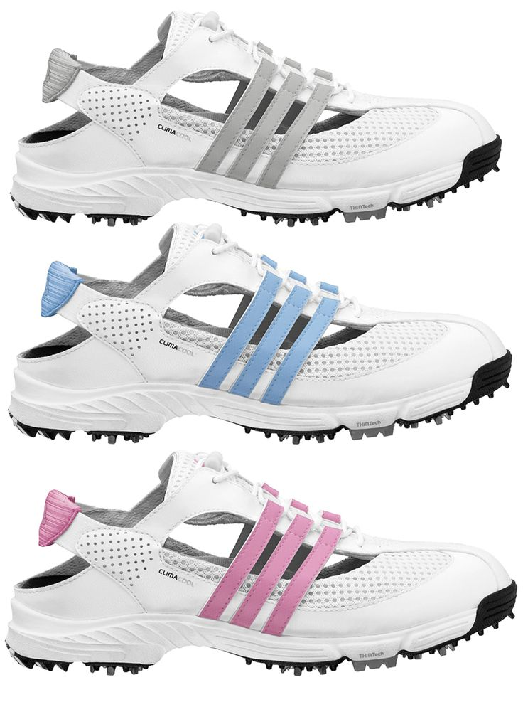 Adidas Women's ClimaCool Slingback 2.0 Golf Shoes - finally got them! So comfortable!!