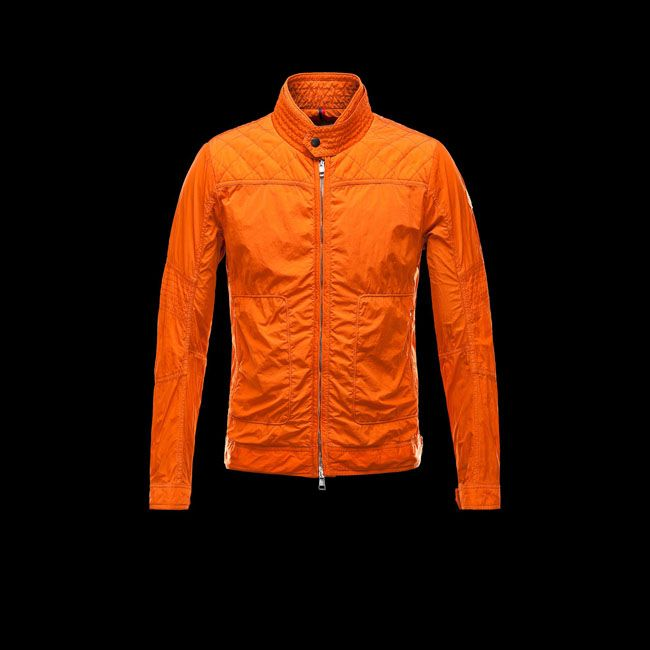 MONCLER MEN FLACHER ORANGE
