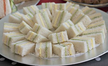 How to Make Yummy Ribbon Sandwiches by Shireen Anwar