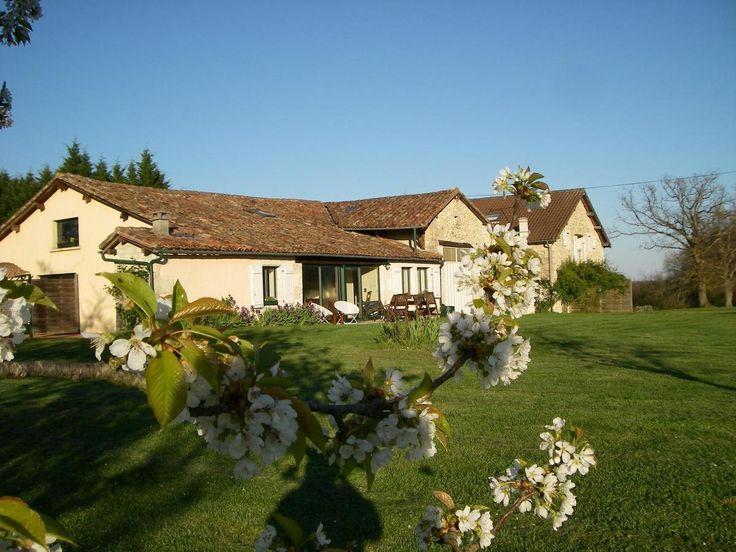 Gite rural dans le Gers à La Romieu