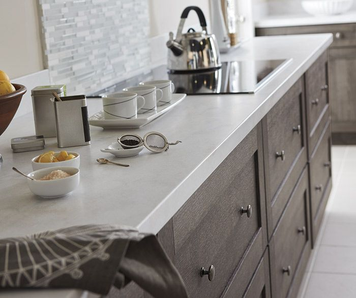 Diamond Reflections Basden TrueColor Elk   Put Your Taste For Contemporary  Design Front And Center With · Laminate CabinetsGray CabinetsKitchen ...