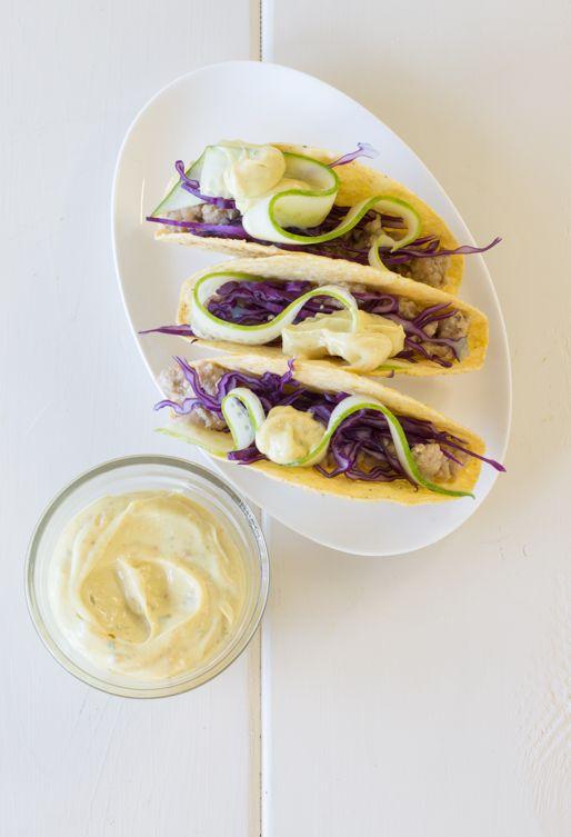 #Epicure Asian Tacos #portioncontrol
