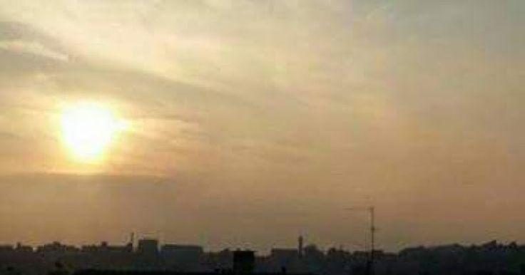Περίεργο σύννεφο πριν από τον μεγάλο σεισμό στην Χιλή