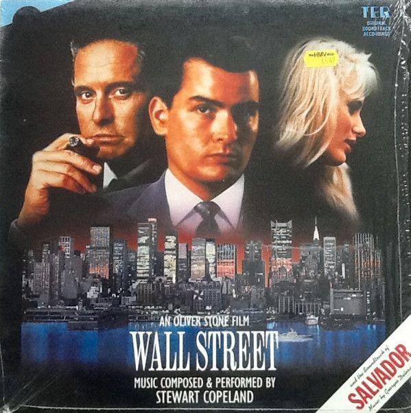 Stewart Copeland / Georges Delerue - Wall Street / Salvador Original Motion Picture Soundtracks: buy LP, Comp at Discogs