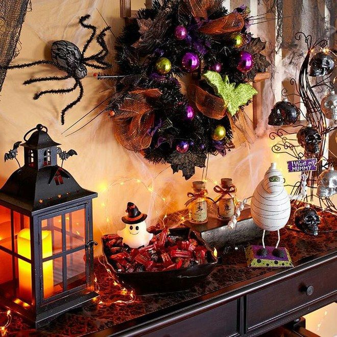 12 best halloween decorating ideas images on pinterest for Decoracion para halloween