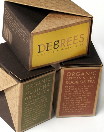 118 Degrees Restaurant by Reese Panganiban, via Behance