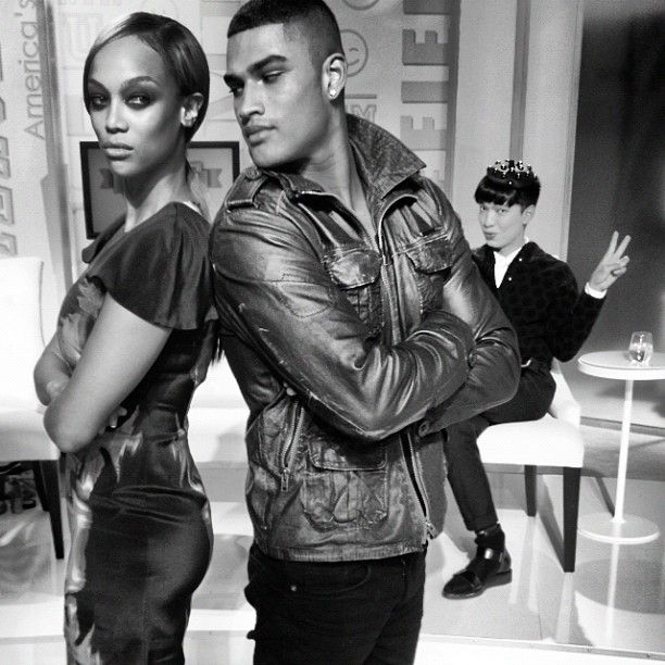 Tyra Banks Man: 25+ Best Ideas About Rob Evans On Pinterest