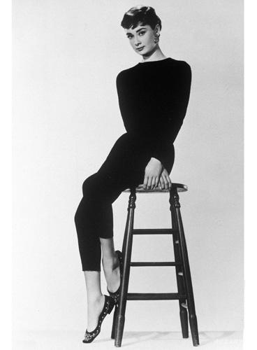 #SLIM The ultimate inspiration: *that* Audrey Hepburn shot #THEDENIMCORNER