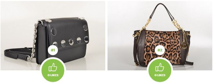 Which handbag from Michael Kors would you like to have?