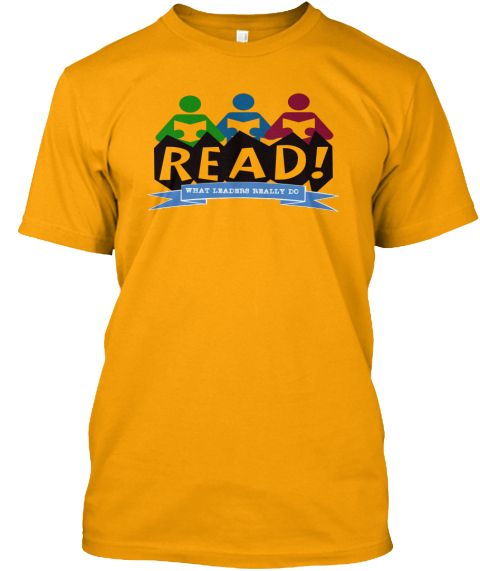 Read  Gold T-Shirt Front